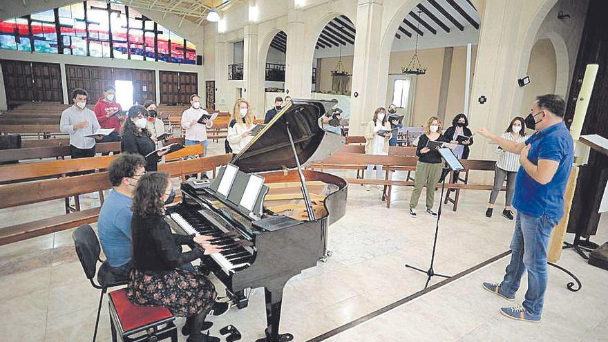 El Cor Euroclàssics se estrenará en el Réquiem alemán de Brahms