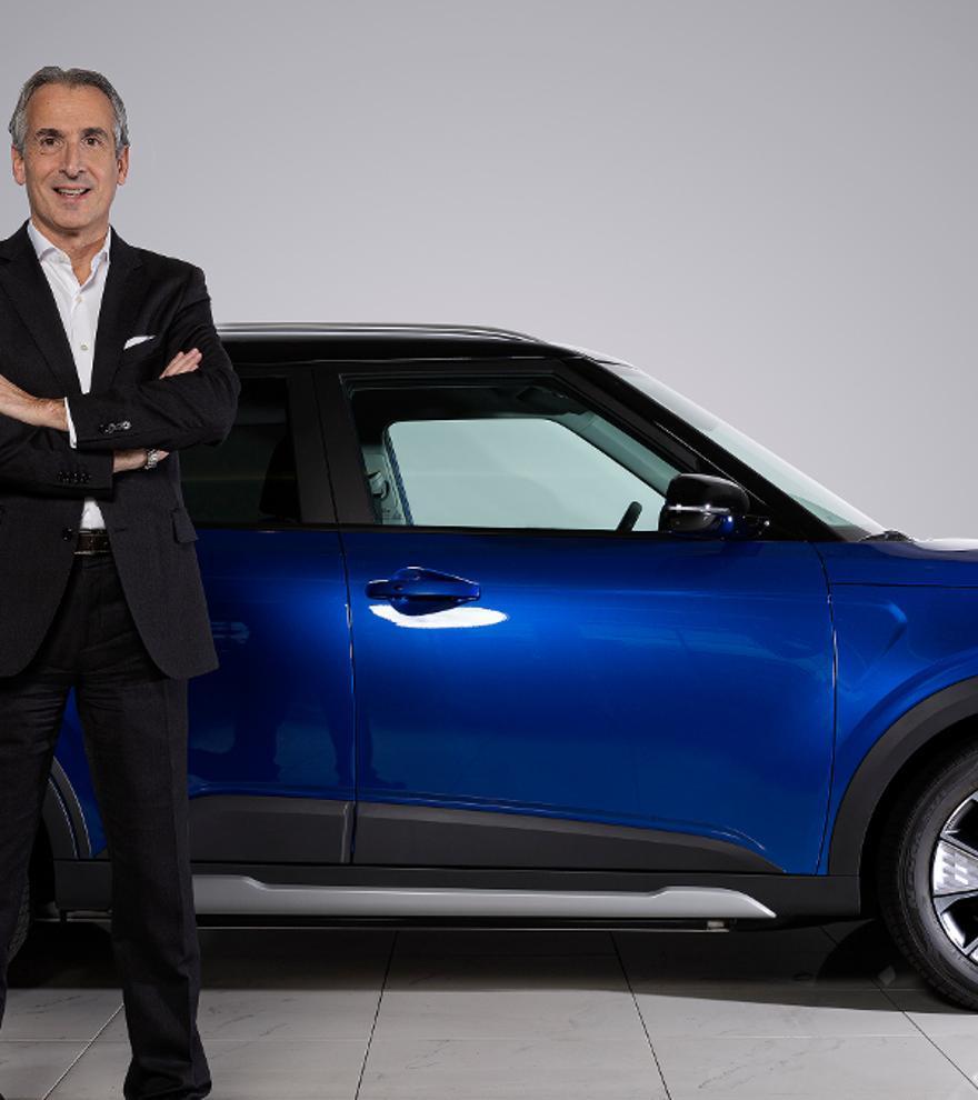 Emilio Herrera, nuevo Presidente de Kia España