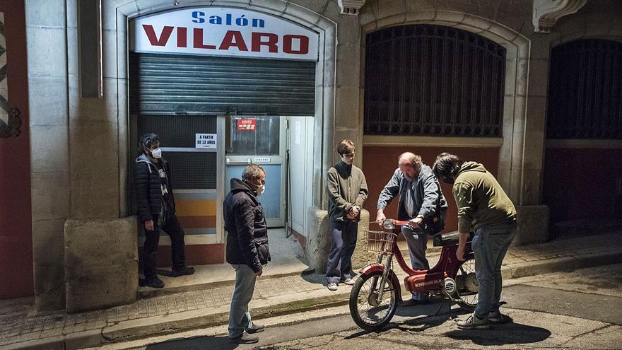 «Las leyes de la frontera», rodada a Manresa, tindrà una sessió especial a la ciutat