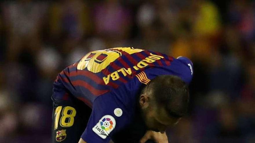 "Dembélé salva al Barça en un ""patatal"""