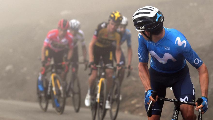 Vídeo resumen de la etapa 18 de la Vuelta a España 2021