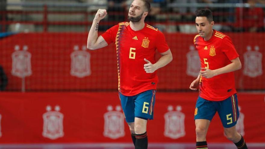 Solano, Bebe y Cecilio, trío cordobés para la selección de España