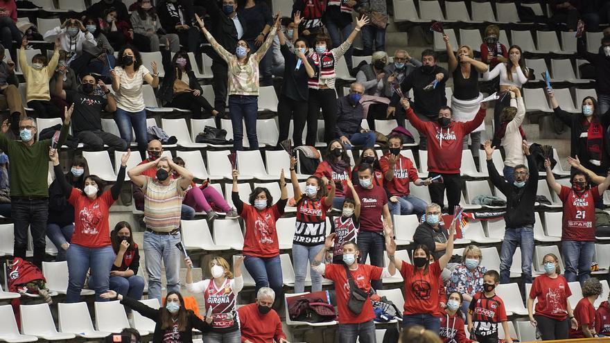 L'Spar Girona confia arribar als 2.000 abonats aquesta temporada