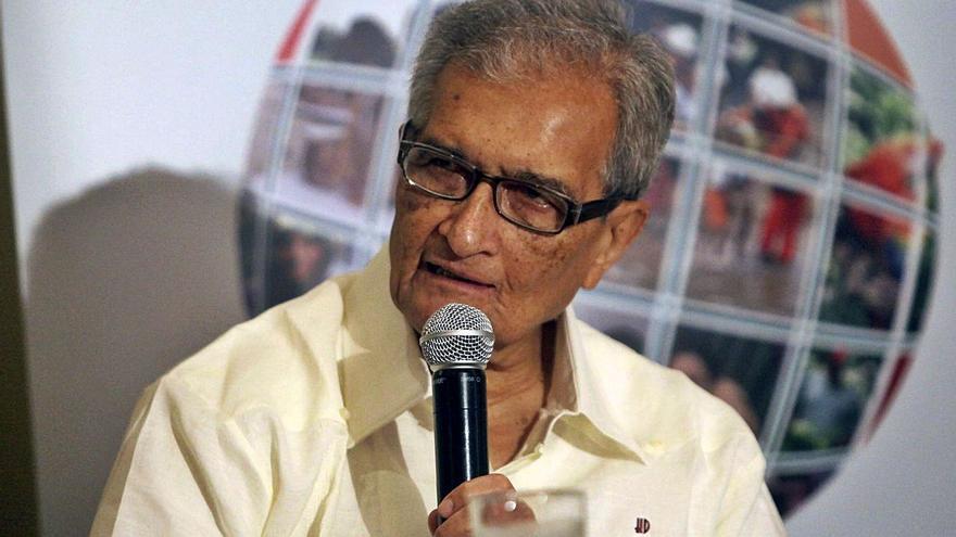 Amartya Sen, premio al economista de los pobres