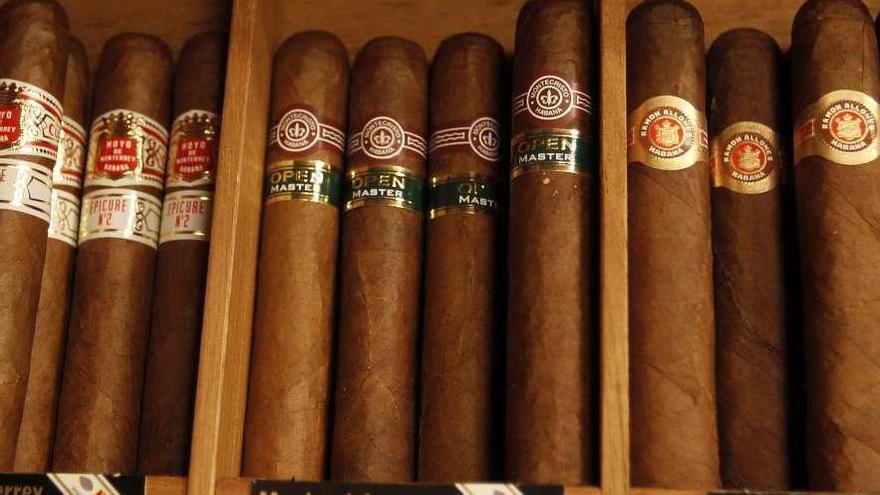 Pagan 1.225 millones por las viejas marcas asturianas de puros habanos
