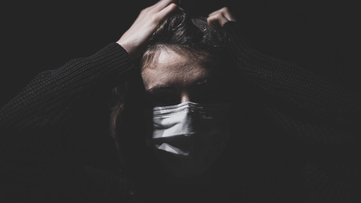 El estrés de una pandemia está relacionado con su duración.
