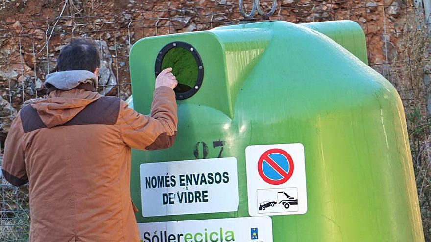 Los baleares, los que más vidrio reciclan