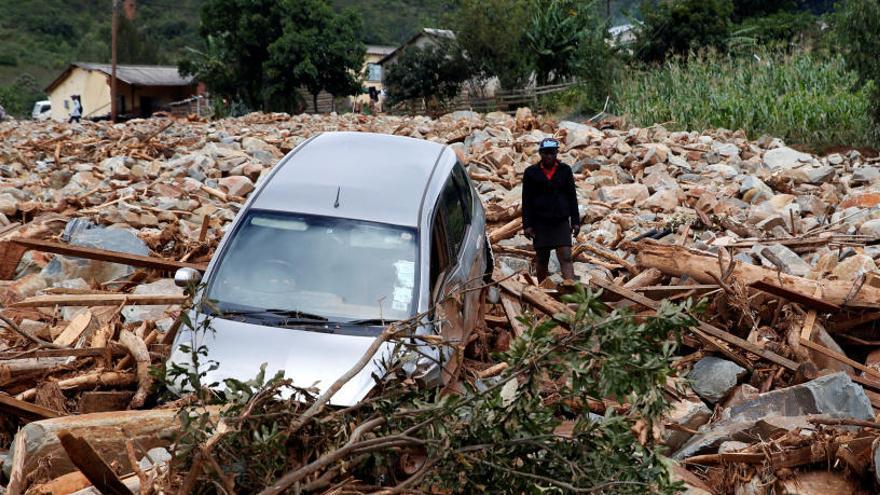 El ciclón Idai deja 656 muertos en el sureste de África