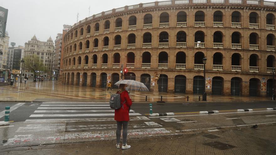 El tiempo en Valencia: la 'lluvia de sangre' podría afectar este jueves a la Comunitat Valenciana
