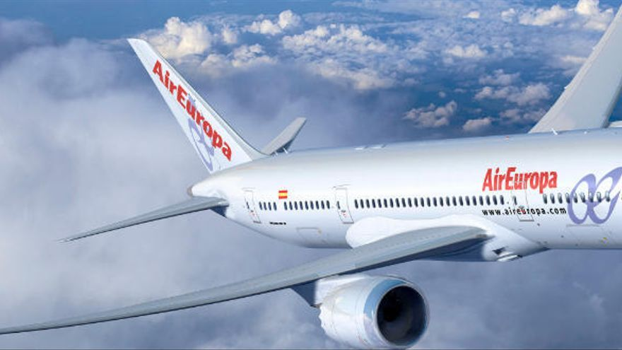 Iberia kauft Air Europa für eine Milliarde Euro