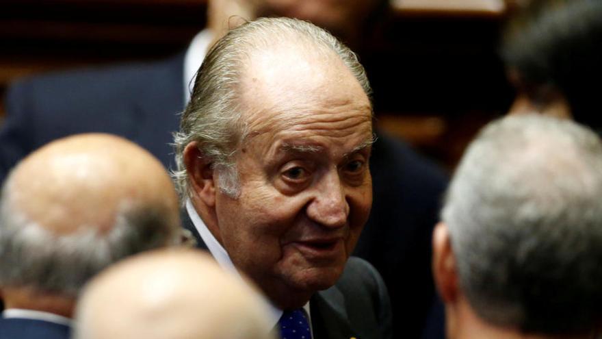 El Congreso rechaza de nuevo que Sánchez comparezca por la salida de Juan Carlos I