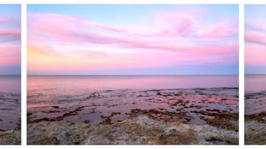 La belleza total del paisaje de Xàbia captada por el director de cine valenciano Javier Díez
