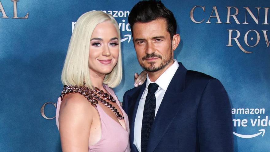 Orlando Bloom y Katy Perry posponen su boda por miedo al coronavirus