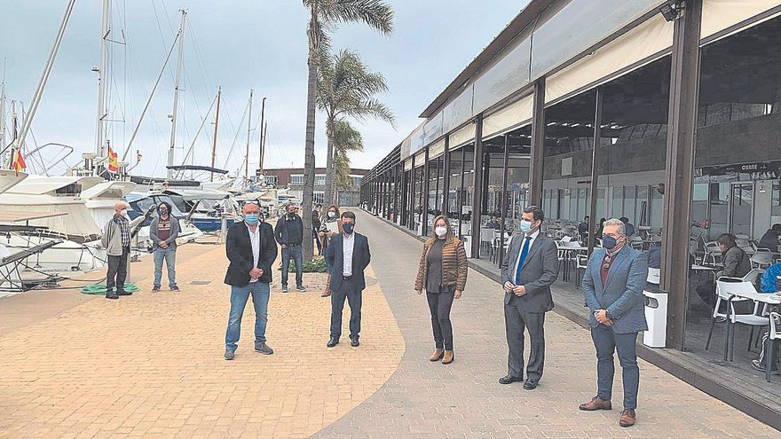 Reducen el precio del alquiler de los negocios ubicados en los puertos