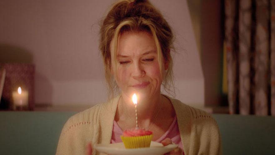 'Bridget Jones' baby': Humor con cuentagotas