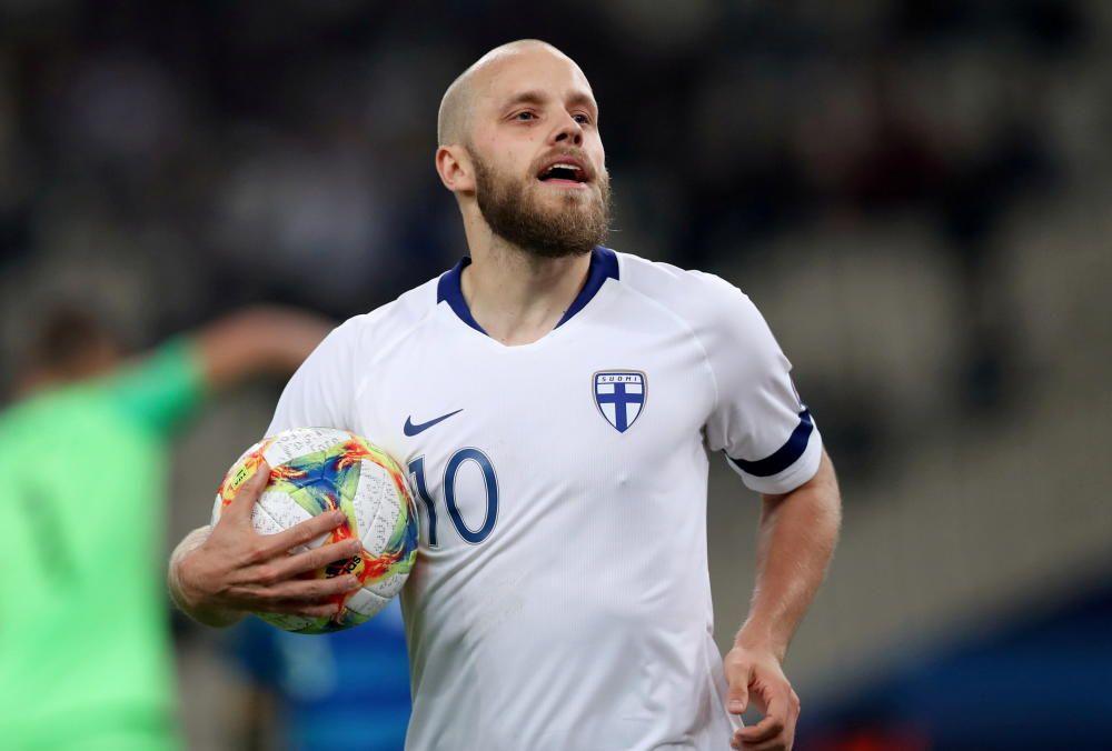 Los jugadores más valiosos de cada selección en la EURO