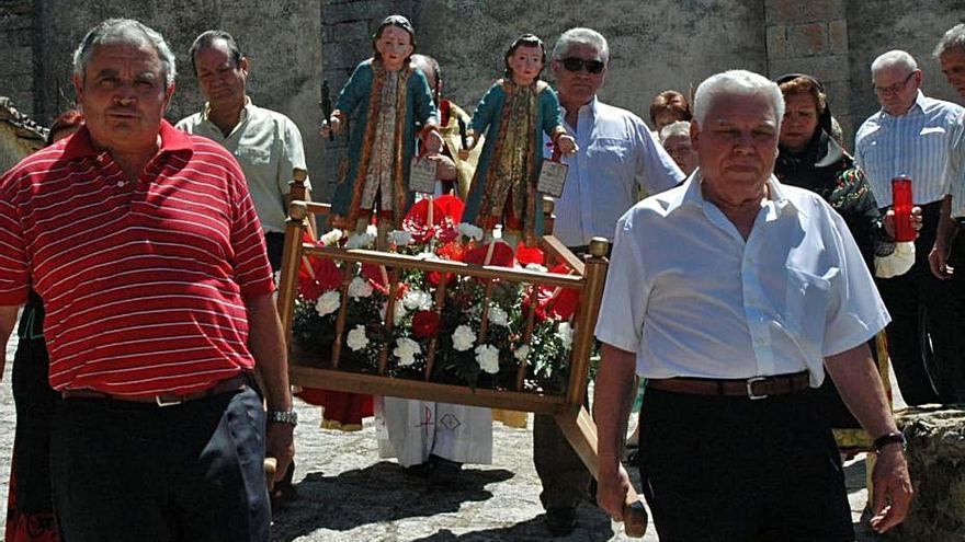 El puente del Esla rompió la frontera con Aliste y Alba, que fueron de Compostela