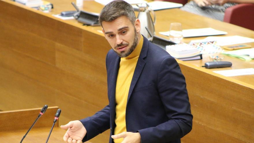 Compromís reitera su propuesta para arrinconar a la ultraderecha en las Corts