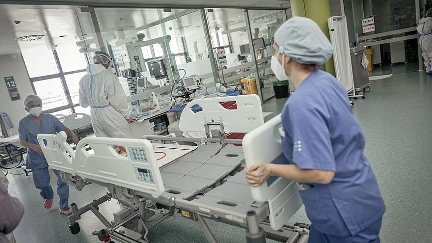 Coronavirus en Baleares: tres de cada cuatro ingresados en la UCI de Son Espases no estaban vacunados