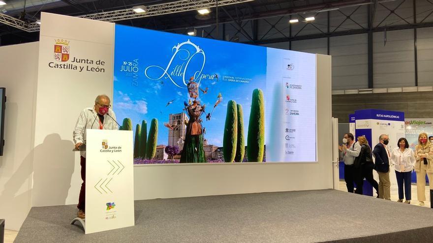Zamora apuesta en Fitur por el turismo de observación de fauna y flora