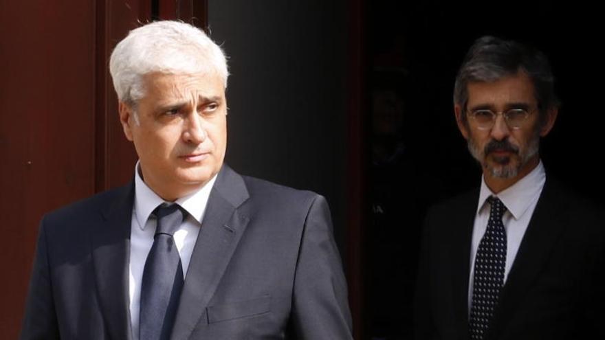 Cas 3%: Gordó reitera davant el jutge que no ha fet «res d'il·legal»