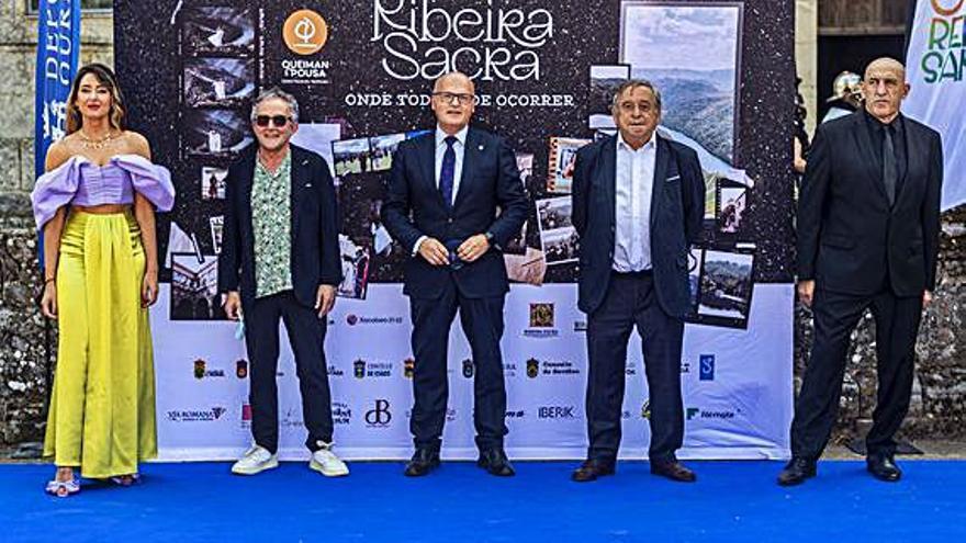 Un proyecto audiovisual muestra la riqueza histórica, patrimonial y rural de la Ribeira Sacra