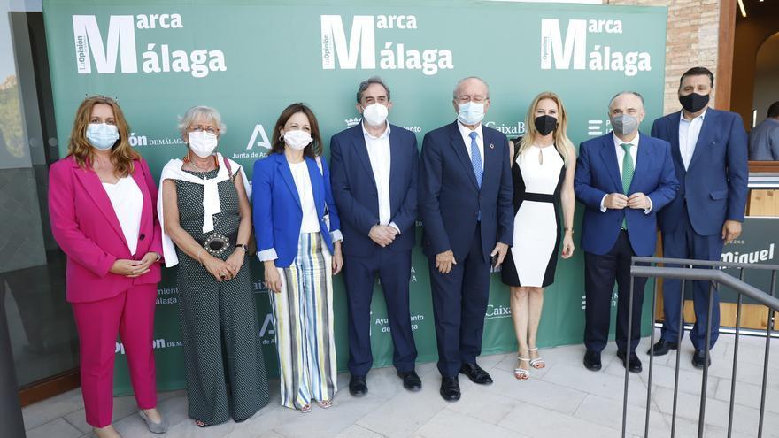 El futuro económico de Málaga y las claves para salir de la crisis protagonizan el evento Marca Málaga