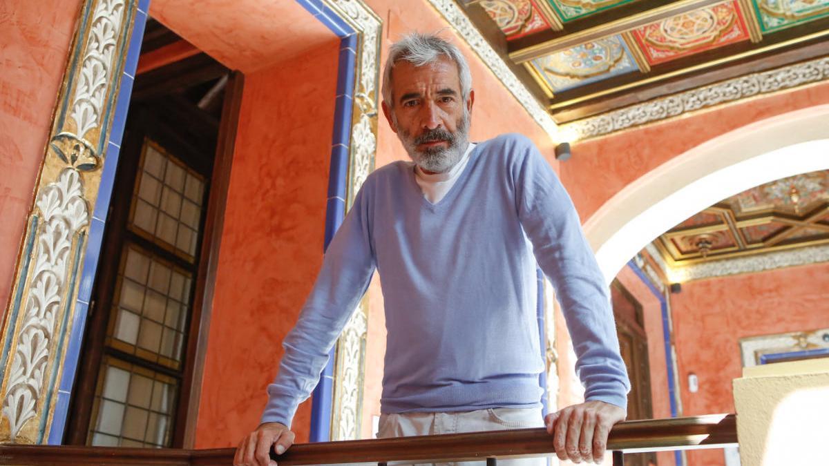 Una imagen de archivo del actor Imanol Arias.