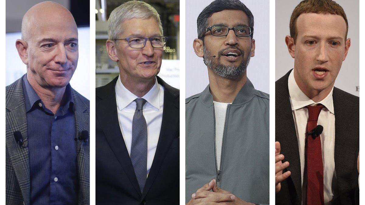 Google, Apple, Facebook y Amazon mejoran sus resultados pese a la pandemia