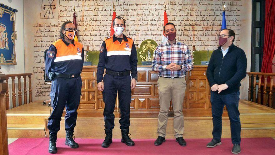 Protección Civil Benavente iniciará una campaña de captación de voluntarios