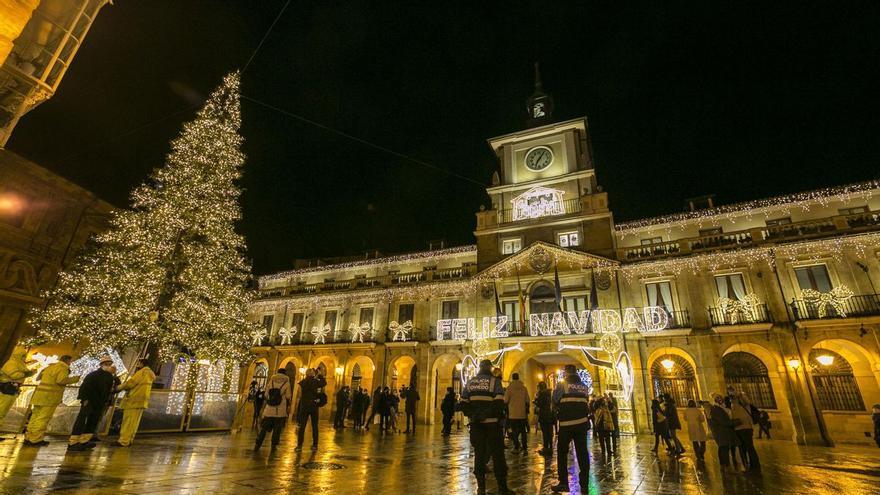 Los campamentos de Navidad de Oviedo, libres de virus
