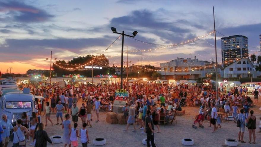 Solmarket se despide de la playa de El Puig con cifra récord de asistentes