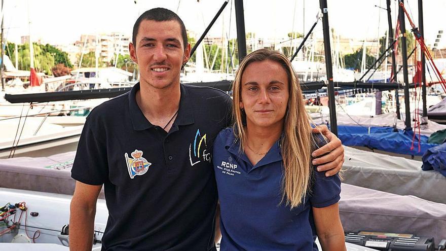 María Bover y Pablo García ya piensan en París 2024