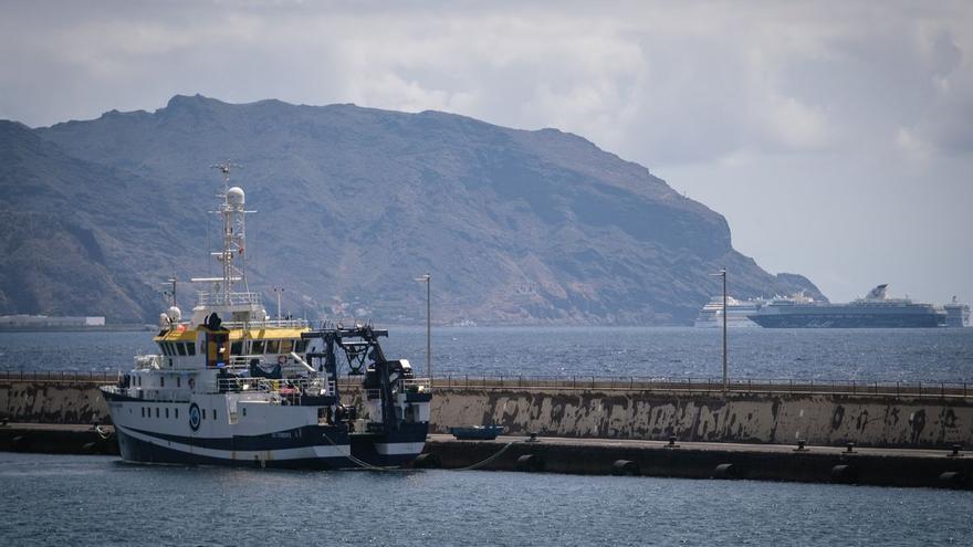 El 'Ángeles Alvariño' regresa a puerto por razones técnicas