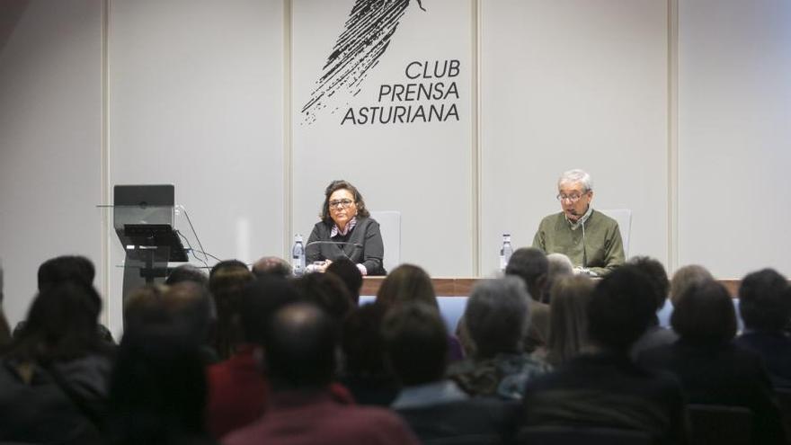 Conferencia de la epidemióloga Adonina Tardón