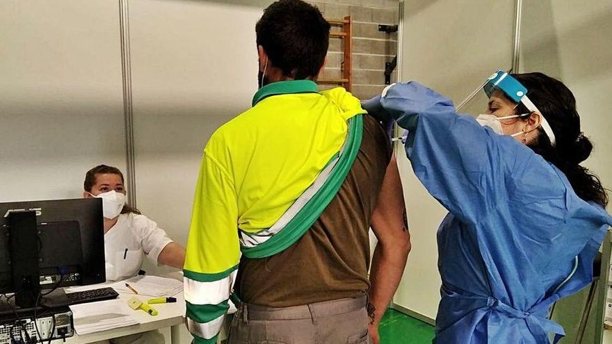 AstraZeneca-Impfung geht auf Mallorca am Mittwoch wieder los