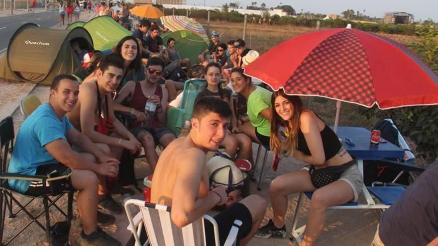 El Arenal arranca con fuerza en Burriana
