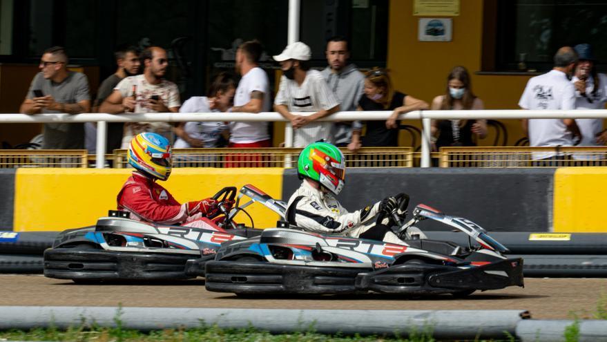 Unex Motosport se impone en el karting de resistencia de Olivenza