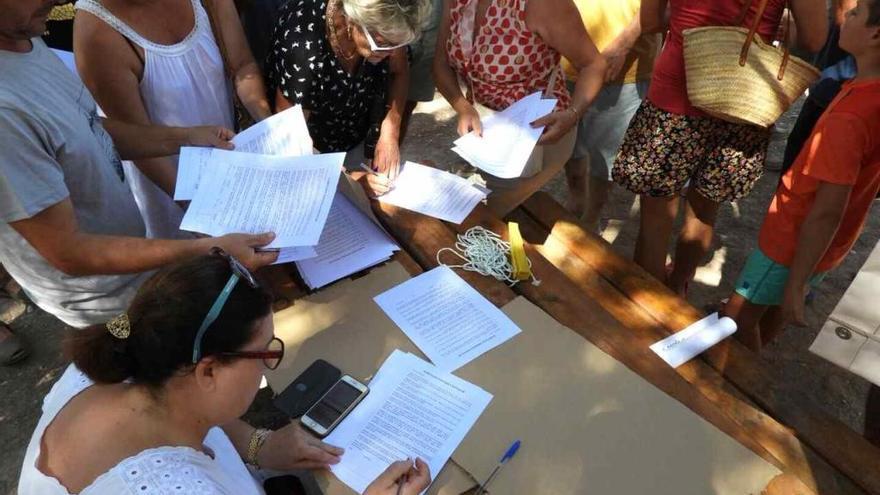 Salvem Portocolom recoge 2.000 alegaciones contra más hoteles en el núcleo