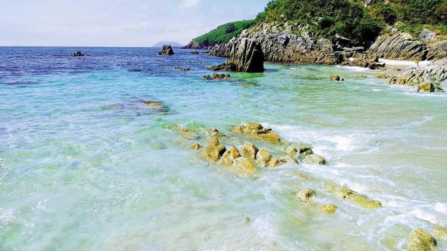 La isla de Ons: mucho más que el caribe gallego