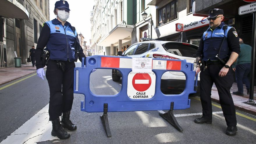 La peatonalización de Oviedo crece: Las obras para sacar los coches de Mendizábal, Ramón y Cajal y Pozos comenzarán a finales de año