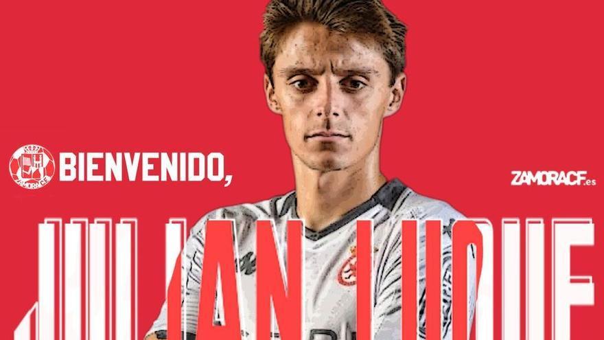 El Zamora CF ficha a Julián Luque