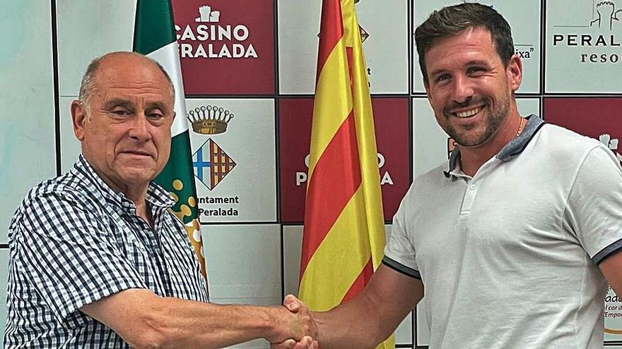 Joan Sánchez, nou director del futbol base del Peralada