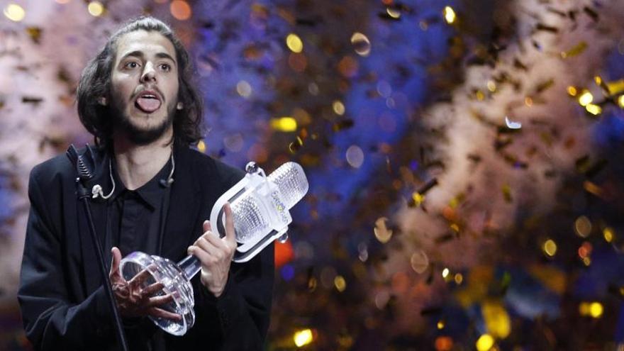Eurovisió 2017: Portugal guanya i Espanya acaba última
