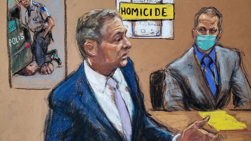 El juicio por la muerte de George Floyd queda visto para sentencia