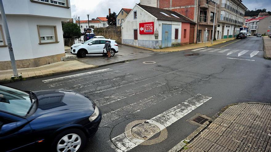 A Illa insta a Portos de Galicia a mejorar la seguridad vial en la zona de O Naval