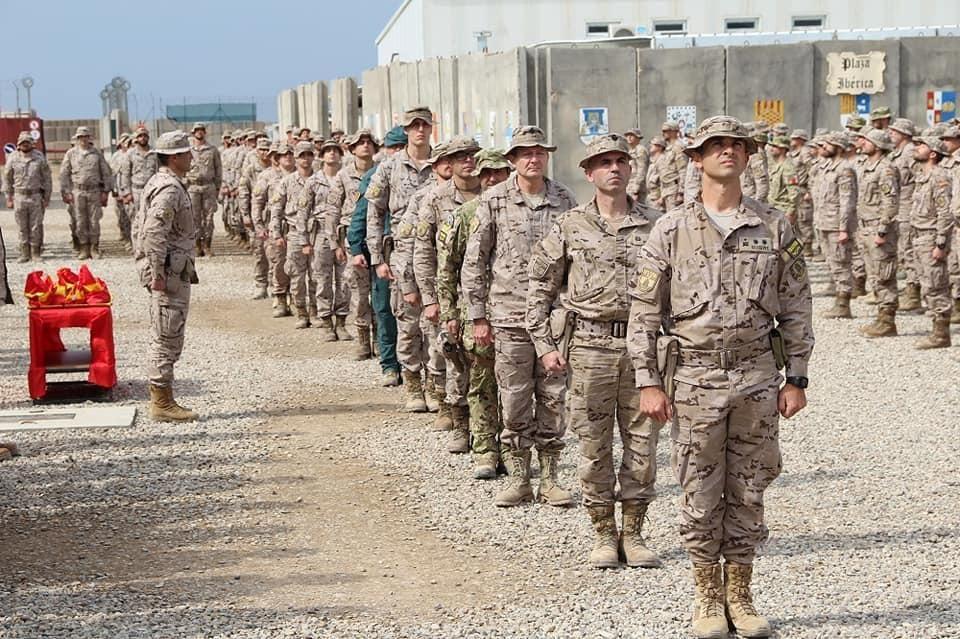 Misión en Irak