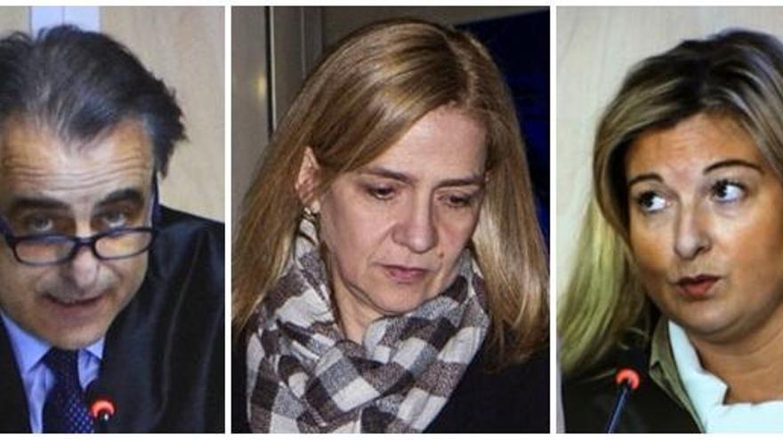 """El abogado de la Infanta se pregunta """"quién está detrás"""" de Manos Limpias"""