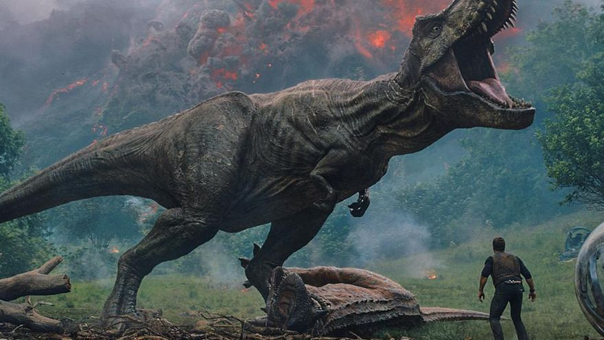 'Jurassic World: Dominion' se aplaza hasta verano de 2022