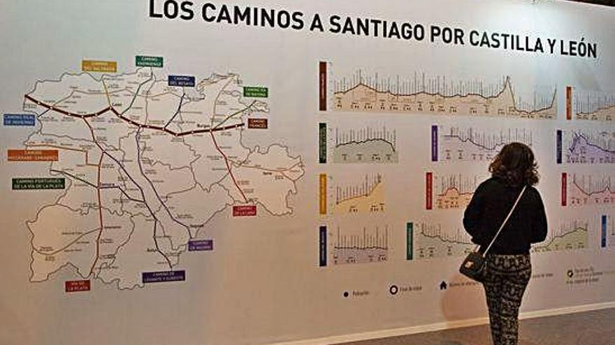 Los Caminos a Santiago vertebran la promoción de la región de cara al 2021 jubilar